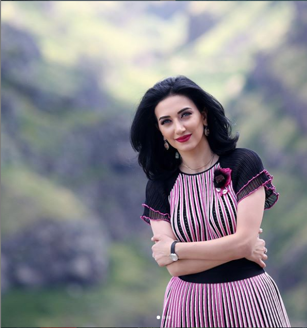 «Գեղեցիկ հայուհի եւ խելացի կին»․ Արփինե Հովհաննիսյանի նոր լուսանկարը հիացրել է հետեւորդներին